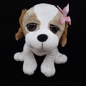 The Petting Zoo Dog Plush - NWT
